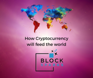 how cryptocurrency will feed the world