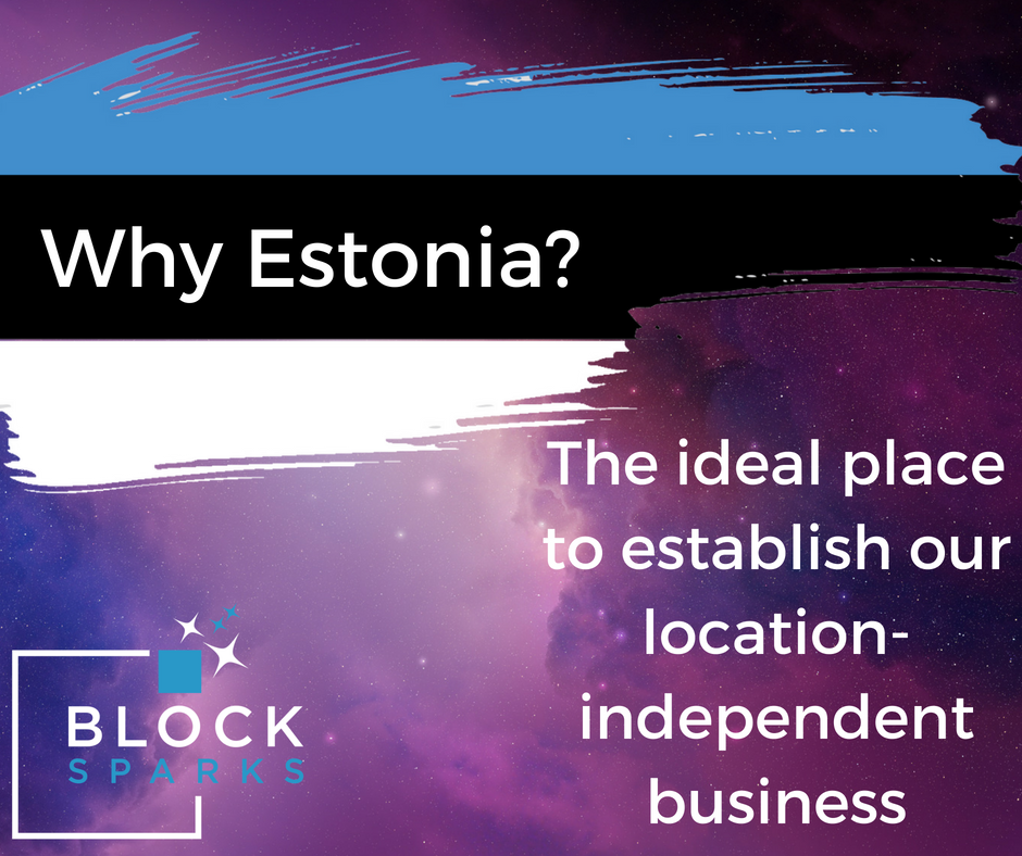 Why estonia