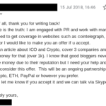 We Asked Crypto News Outlets If They'd Take Money to Cover a Project. More Than Half Said Yes