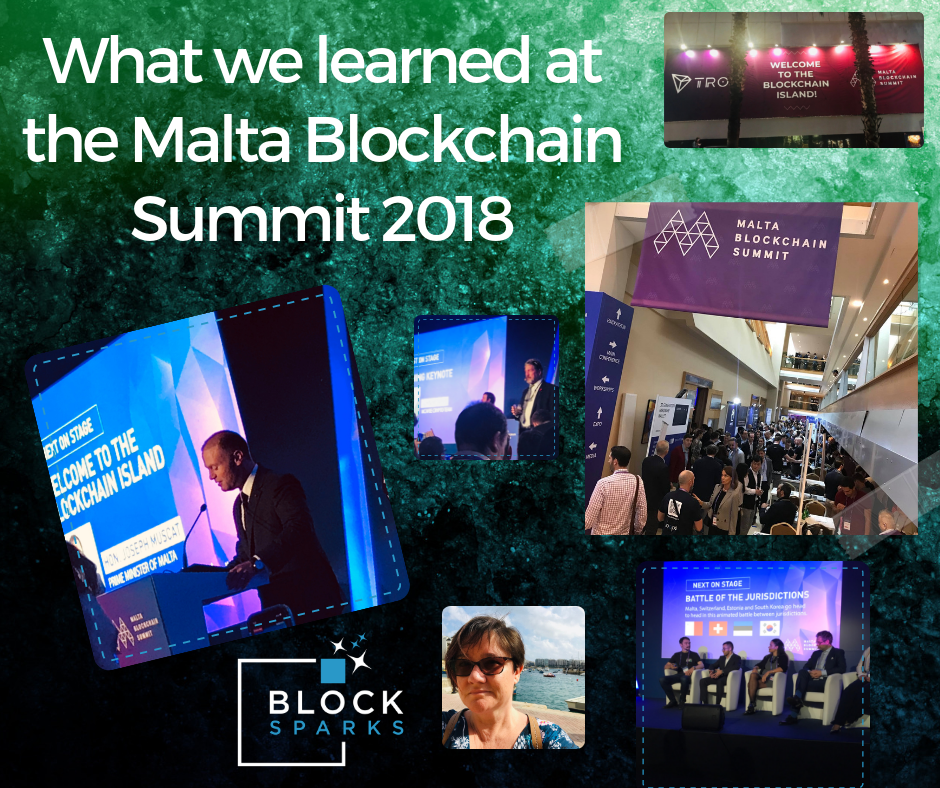 What we learned at the Malta Blockchain Summit