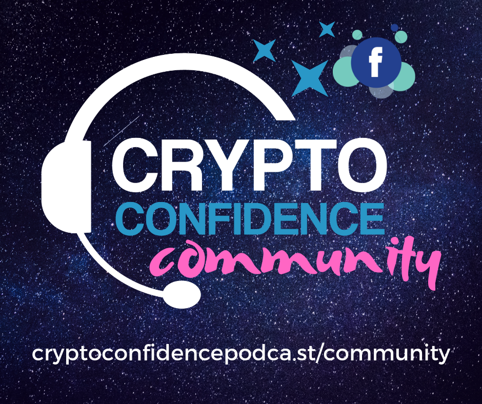 crypto confidence community