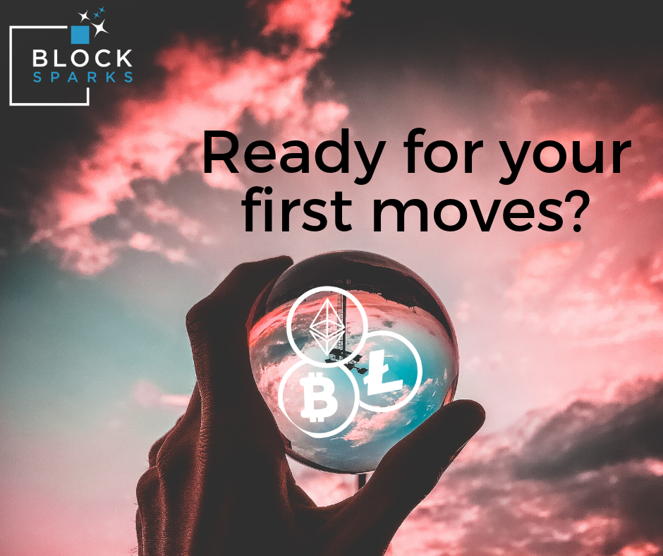 ready for your first moves in bitcoin
