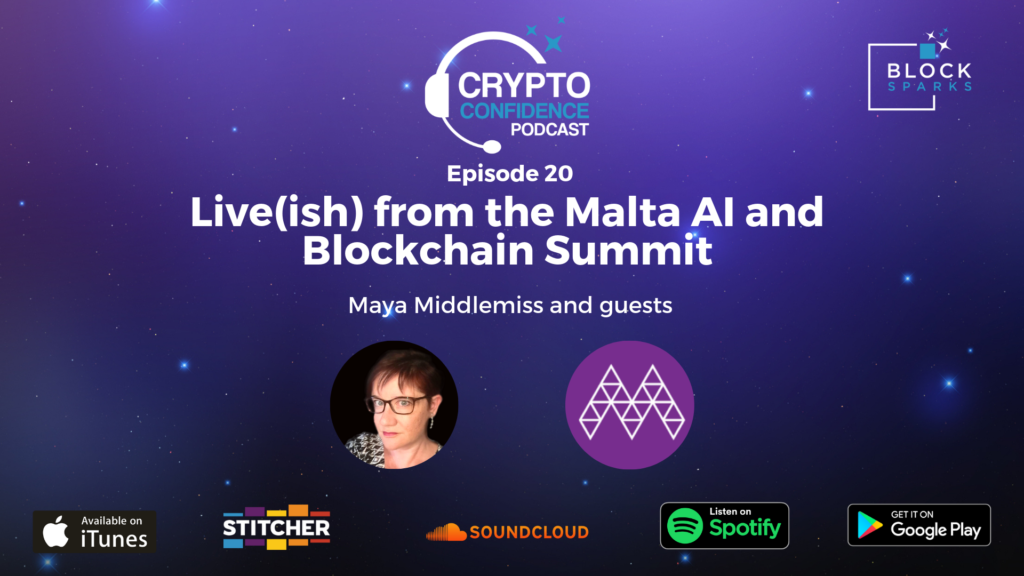 CCP20 Malta AI and Blockchain Summit