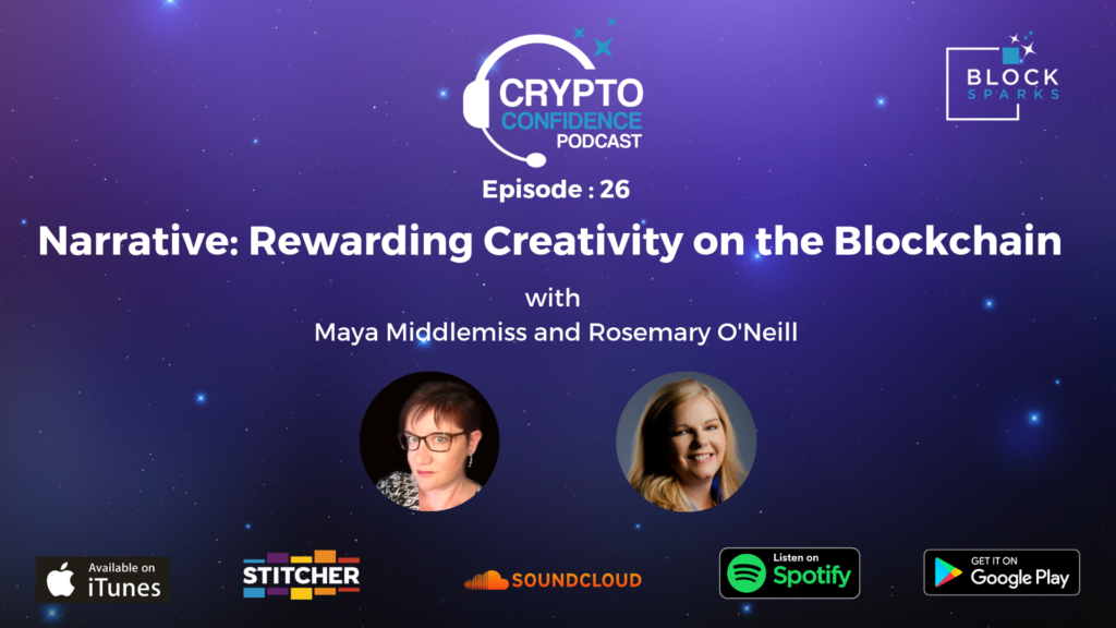 CCP26 Narrative: Rewarding Creativity on the Blockchain